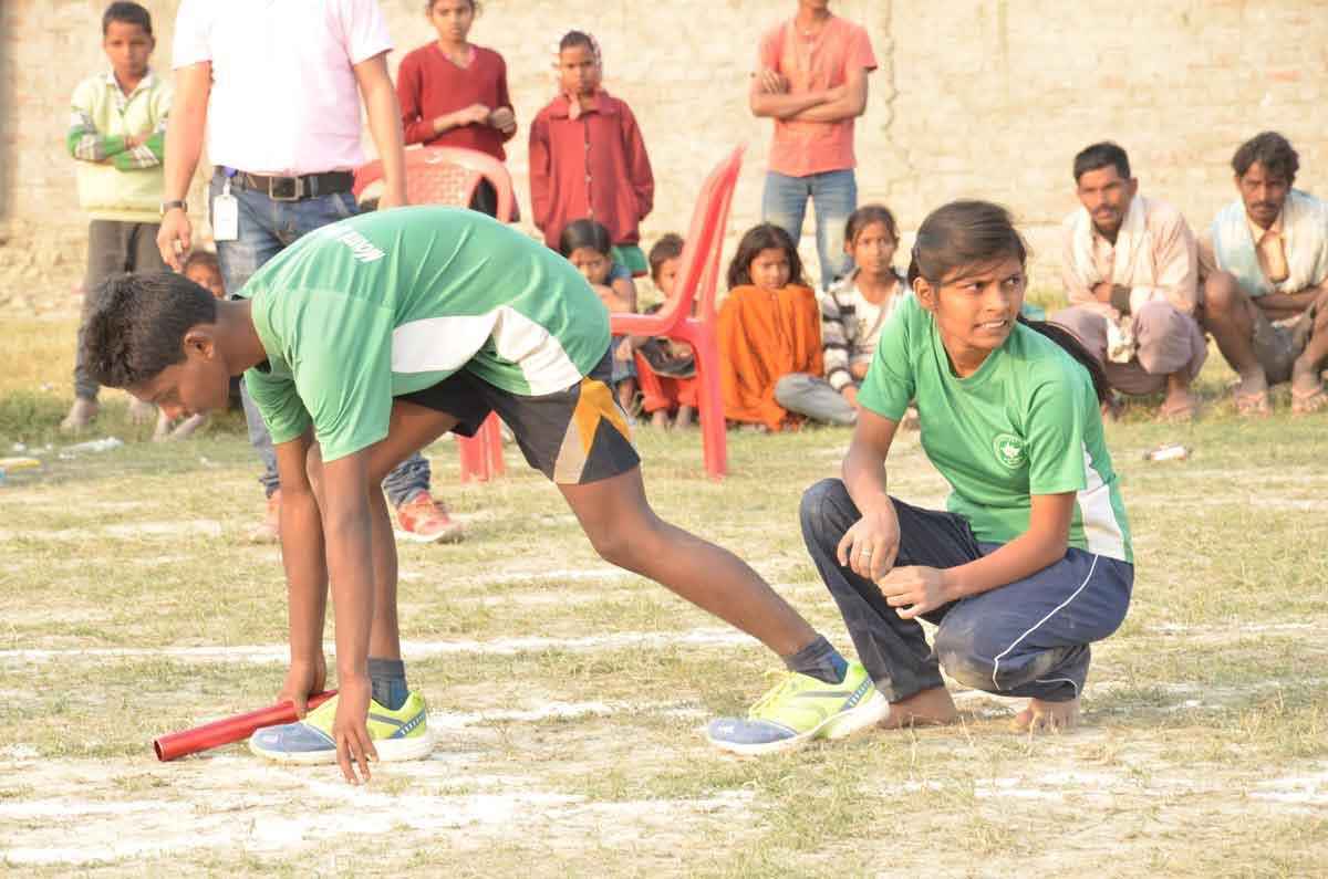 Mount Litera Zee School-Runing