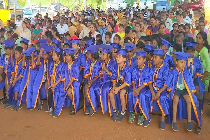 Mount Litera Zee School-KG Graduation Day