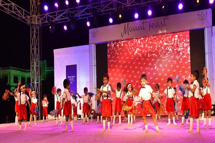 Mount Litera Zee School-Mount Feast