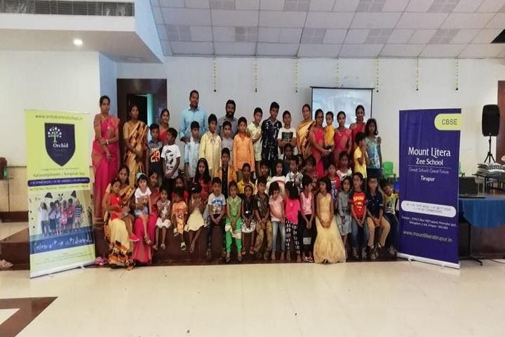 Mount Litera Zee School-Event