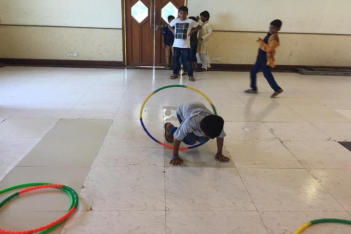 Mount Litera Zee School-Games