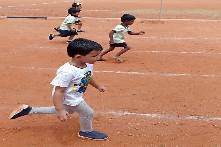 Mount Litera Zee School-Running Competition