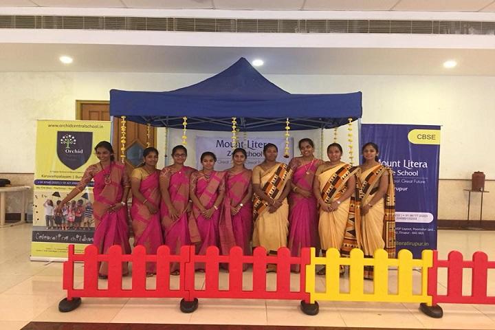 Mount Litera Zee School-Staff