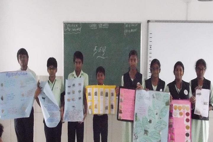 Mount Litera Zee School-Tamil Activity