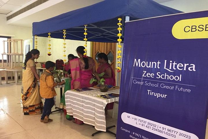 Mount Litera Zee School-Work Shop
