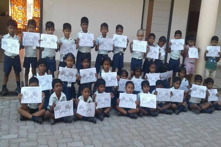 Mount Litera Zee School-Helping Hands