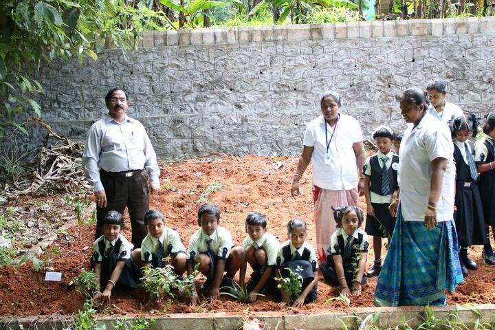 Mount Litera Zee School-Gardening Nature Club