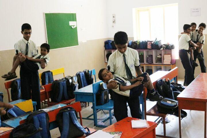 Mount Litera Zee School-Safety Education Club
