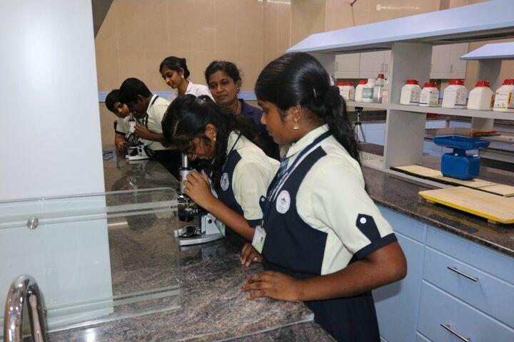 Mount Litera Zee School-Science Club