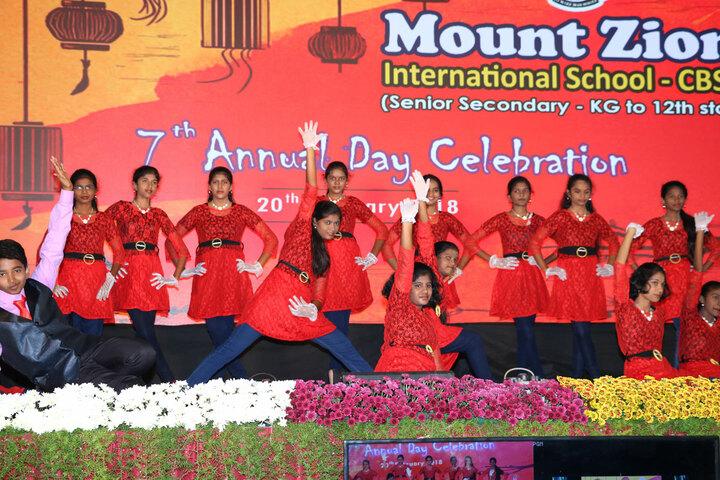 Mount Zion International School-Annual Day Function