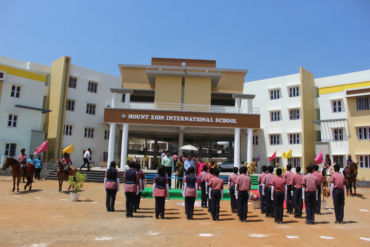 Mount Zion International School-Campus