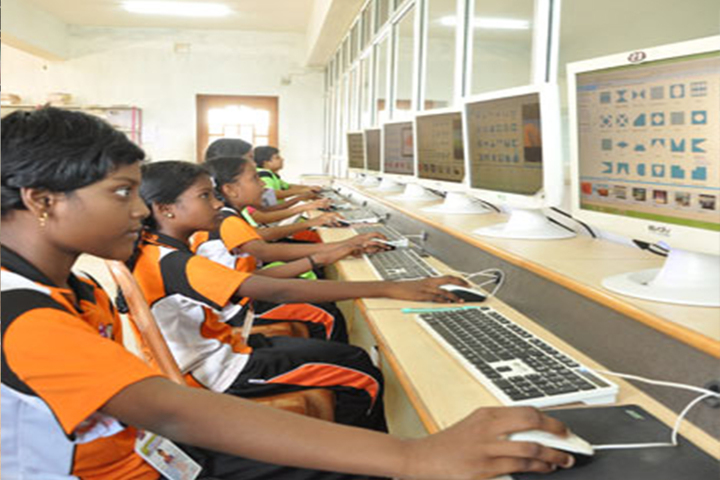 Mount Zion International School-Computer Lab
