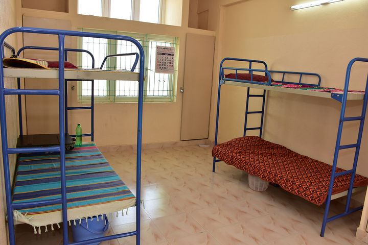 Mount Zion International School-Hostel Rooms