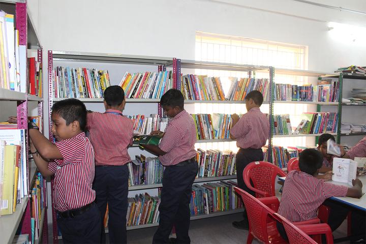 Mount Zion International School-Library