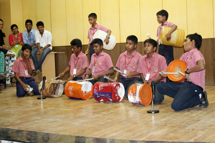 Mount Zion International School-Music Performance