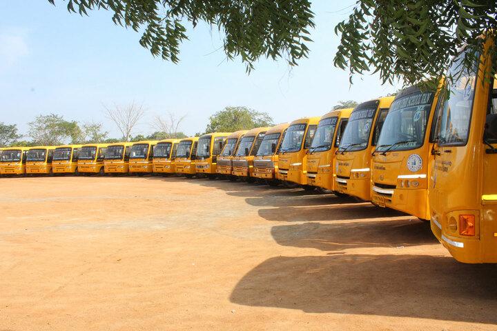 Mount Zion International School-Transport