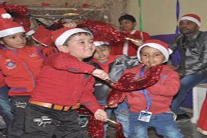 Mrs Public School-Christmas Celebrations