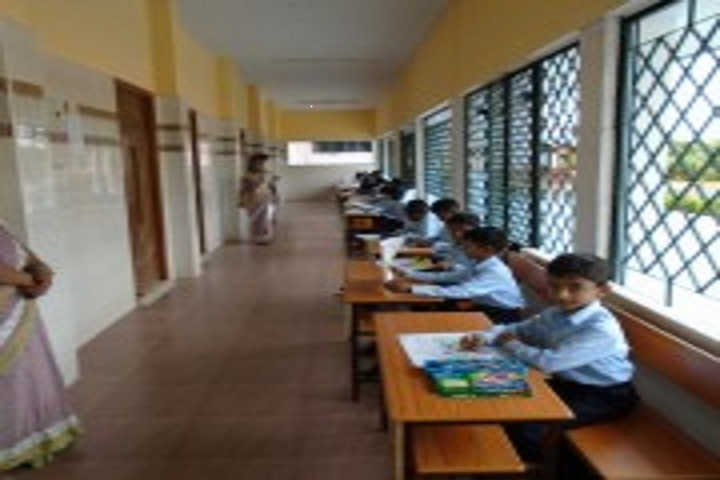 Mrs Public School-Drawing Competition