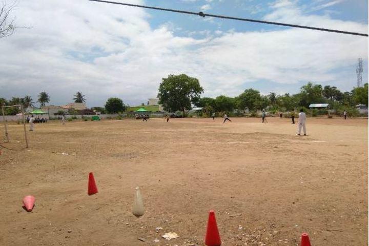 Mukundha International School-PlayGround