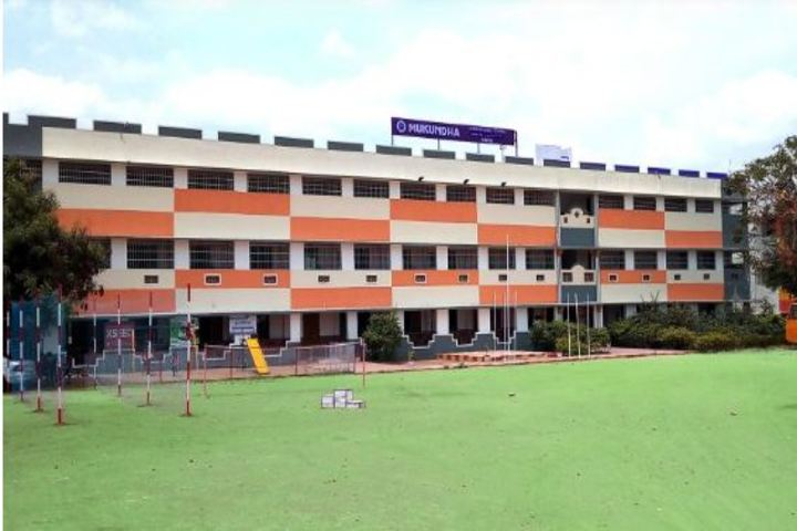 Mukundha International School-School View