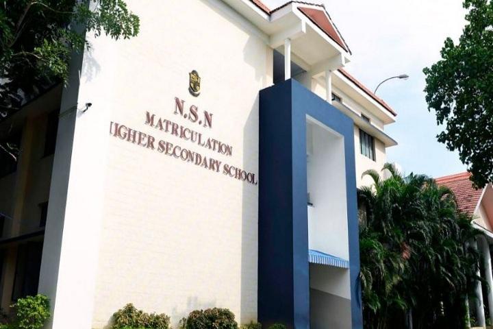 NSN Memorial School- School View