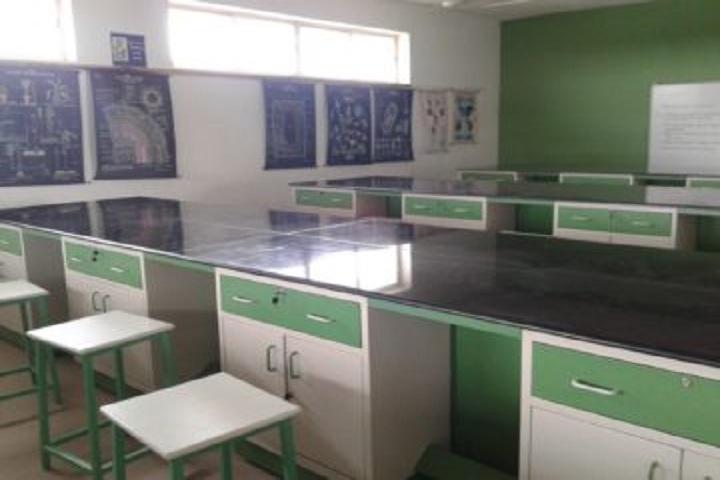 NSN Memorial School-Biology Lab