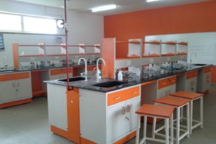 NSN Memorial School-Chemistry Lab