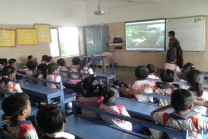 NSN Memorial School-Classrooms