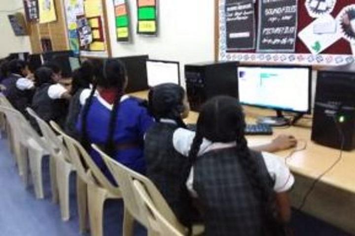 NSN Memorial School-Computer Lab