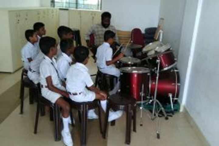 Naahar Public School-Music Room