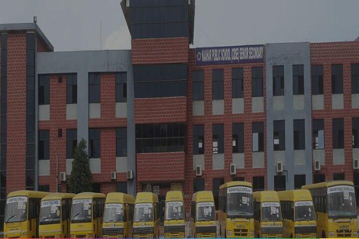 Naahar Public School-School View