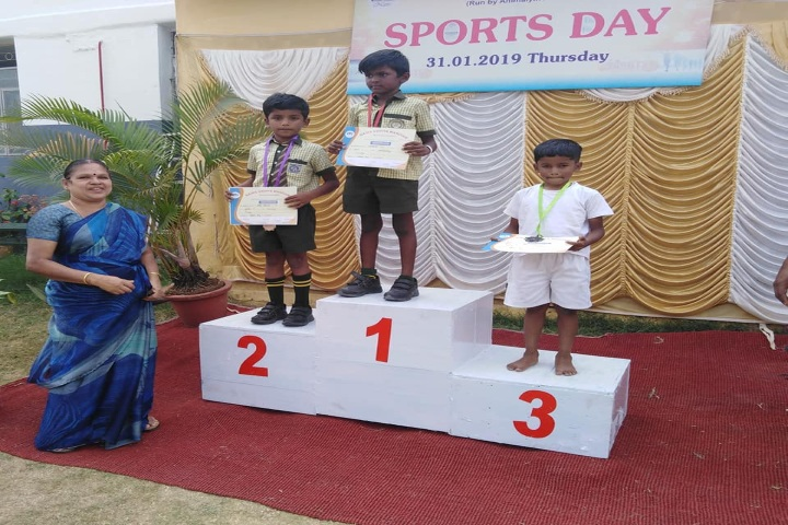 Nairs Vidhya Mandhir- Sports Day