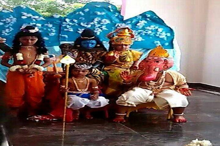 Nalanda International Public School-Drama Event