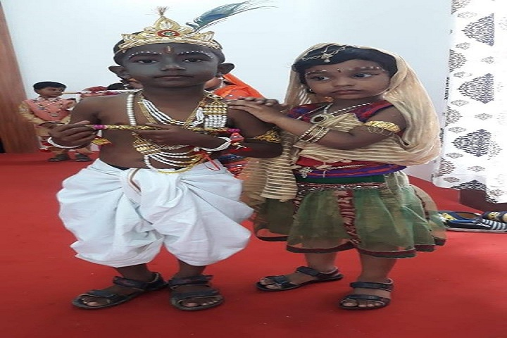 Nalanda International Public School-Krishnastami