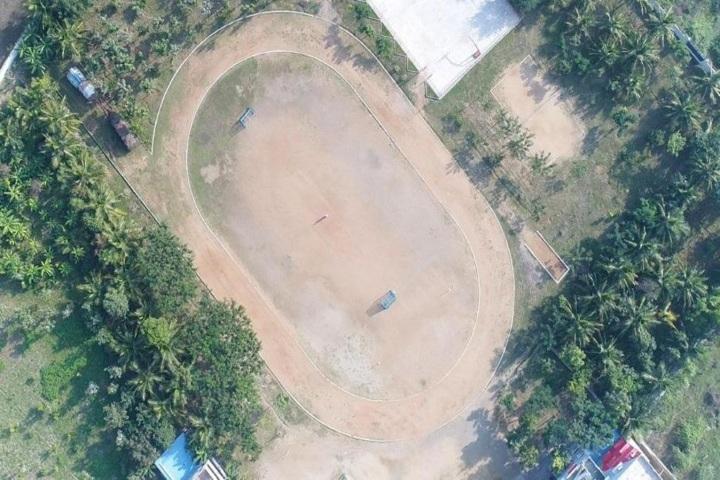 Nalanda International Public School-Play Ground
