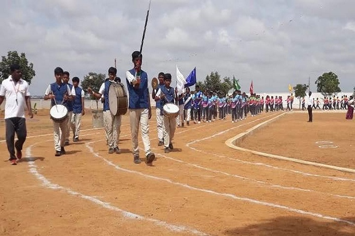 Nalanda International Public School-Sports Day