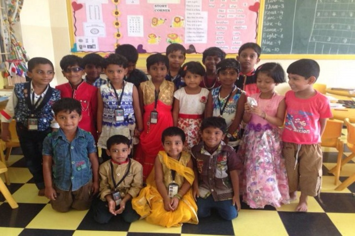 Nandha Central City School-Play Group