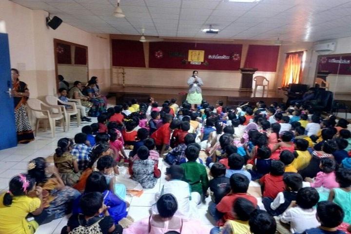 Nandha Central City School-Seminar Hall