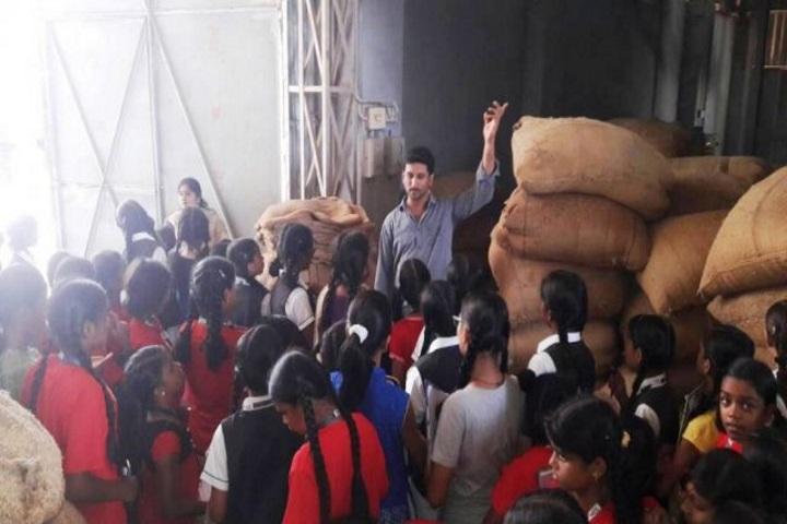 Nandha Central City School-Tour
