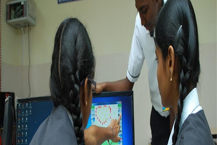 Nandha Central School-Computer Lab