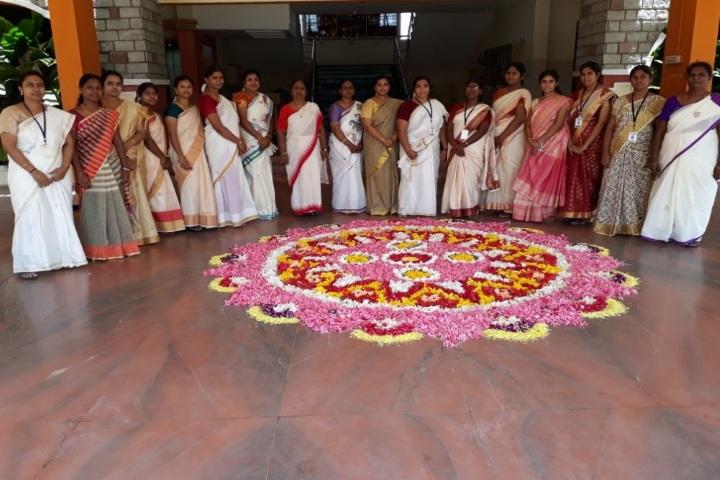 Nandha Central School-Onam Celebrations