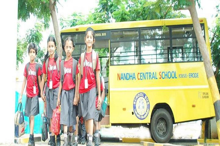 Nandha Central School-Transport