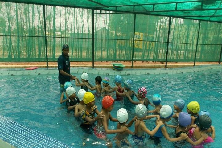 Nandha Central School-Swimmimg Pool
