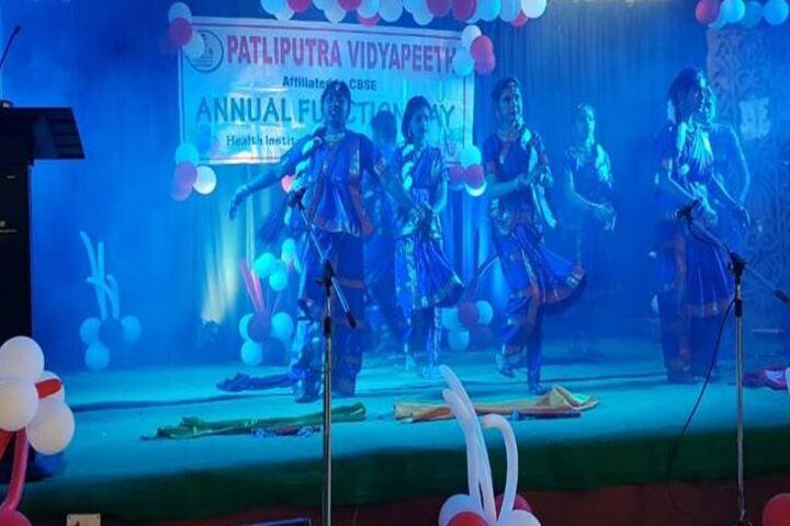 Patliputra Vidyapeeth-Dance