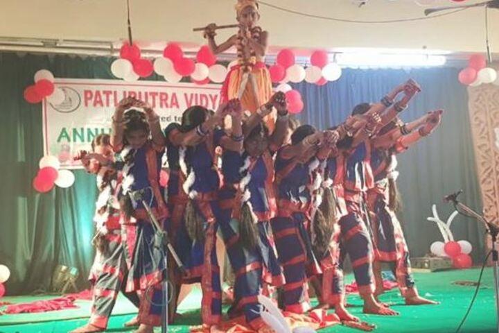 Patliputra Vidyapeeth-Cultural Fest