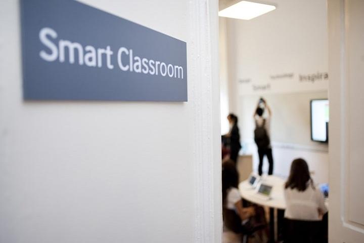 Patliputra Vidyapeeth-Smart Classroom