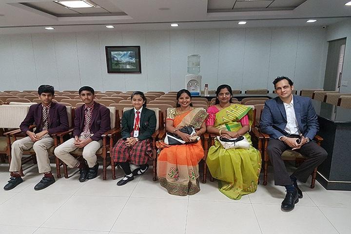 Narayana Olympiad School-Income Tax Department Quiz