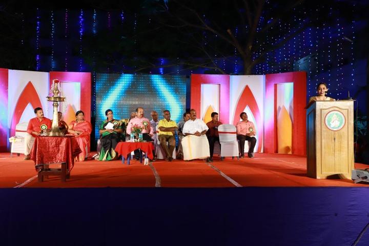 Narayanapillai Memorial Vidya Kendra-Annual Day