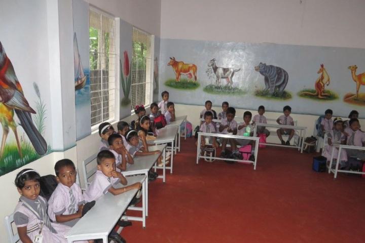 Narayanapillai Memorial Vidya Kendra-KG Classes
