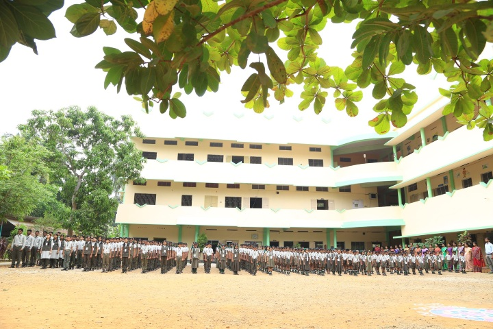 Narayanapillai Memorial Vidya Kendra-Play Ground